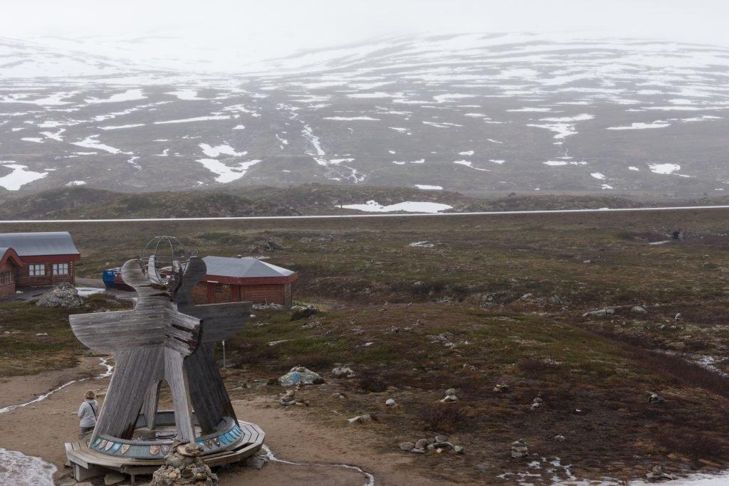 Norwegia koło podbiegunowe