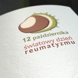 Logo Światowy Dzień Reumatyzmu