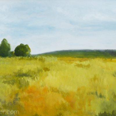 Kaszuby - obraz olejny Inga Linder