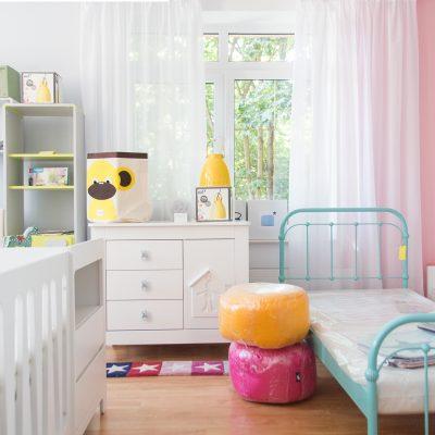 Zdjęcia wnętrz pokoi dziecięcych - Inga Linder